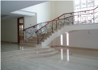 Marble Flooring | Marble Staircase