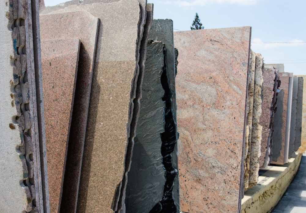 Granite Slabs Collection