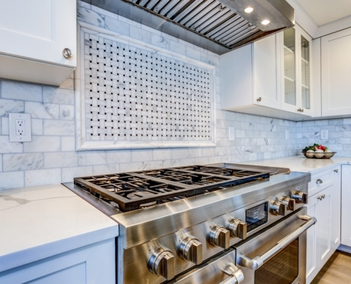 Kitchen Wall Backsplash