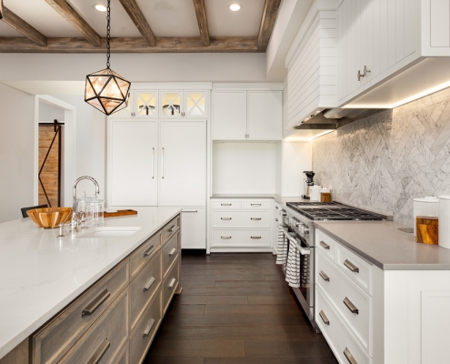 Kitchen Wall Backsplash